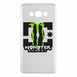 Чохол для Samsung A7 2015 Monster Energy DC