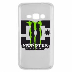 Чохол для Samsung J1 2016 Monster Energy DC