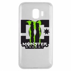 Чохол для Samsung J2 2018 Monster Energy DC