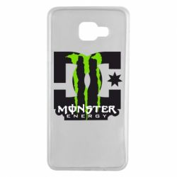 Чохол для Samsung A7 2016 Monster Energy DC