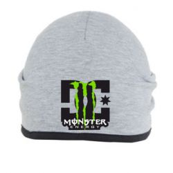 Шапка Monster Energy DC