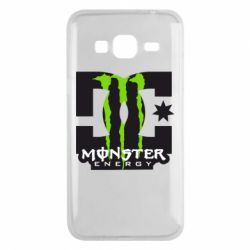 Чохол для Samsung J3 2016 Monster Energy DC