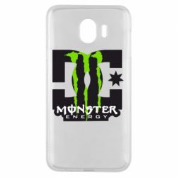 Чохол для Samsung J4 Monster Energy DC