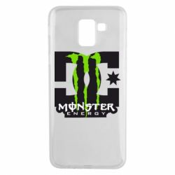 Чохол для Samsung J6 Monster Energy DC