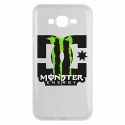 Чохол для Samsung J7 2015 Monster Energy DC