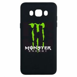 Чохол для Samsung J7 2016 Monster Energy DC