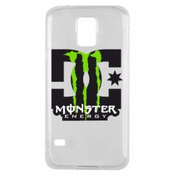 Чохол для Samsung S5 Monster Energy DC
