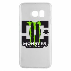 Чохол для Samsung S6 EDGE Monster Energy DC