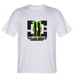 Чоловіча футболка Monster Energy DC