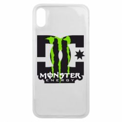 Чохол для iPhone Xs Max Monster Energy DC