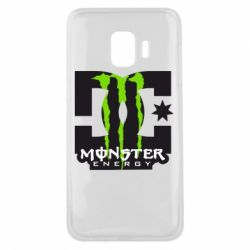Чохол для Samsung J2 Core Monster Energy DC