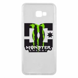 Чохол для Samsung J4 Plus 2018 Monster Energy DC