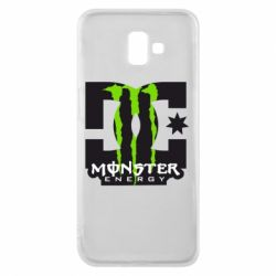 Чохол для Samsung J6 Plus 2018 Monster Energy DC