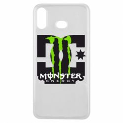 Чохол для Samsung A6s Monster Energy DC