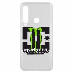 Чохол для Samsung A9 2018 Monster Energy DC