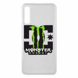 Чохол для Samsung A7 2018 Monster Energy DC