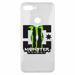 Чохол для Xiaomi Mi8 Lite Monster Energy DC