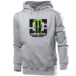 Толстовка Monster Energy DC