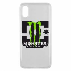Чохол для Xiaomi Mi8 Pro Monster Energy DC