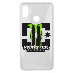 Чохол для Xiaomi Mi Max 3 Monster Energy DC