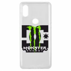 Чохол для Xiaomi Mi Mix 3 Monster Energy DC
