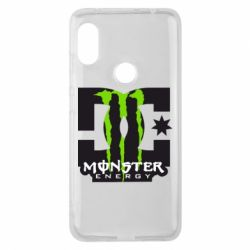 Чохол для Xiaomi Redmi Note Pro 6 Monster Energy DC