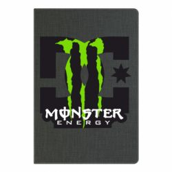 Блокнот А5 Monster Energy DC
