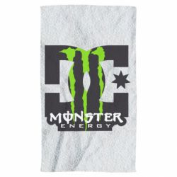 Рушник Monster Energy DC