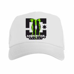 Кепка-тракер Monster Energy DC