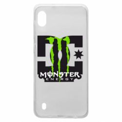 Чохол для Samsung A10 Monster Energy DC