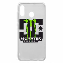 Чохол для Samsung A20 Monster Energy DC