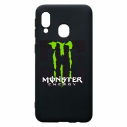 Чохол для Samsung A40 Monster Energy DC