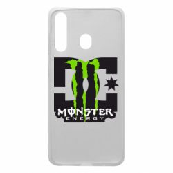 Чохол для Samsung A60 Monster Energy DC