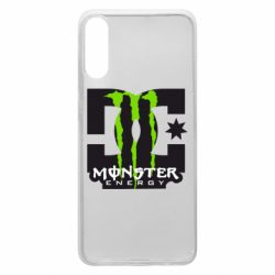 Чохол для Samsung A70 Monster Energy DC