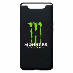 Чохол для Samsung A80 Monster Energy DC