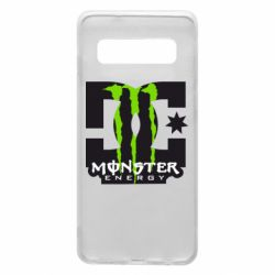 Чохол для Samsung S10 Monster Energy DC