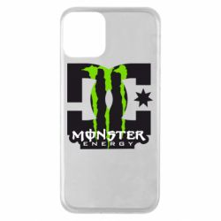 Чохол для iPhone 11 Monster Energy DC