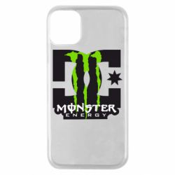 Чохол для iPhone 11 Pro Monster Energy DC