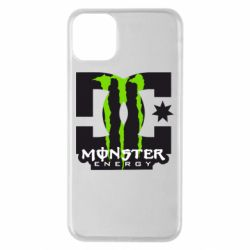 Чохол для iPhone 11 Pro Max Monster Energy DC