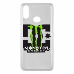 Чохол для Samsung A10s Monster Energy DC