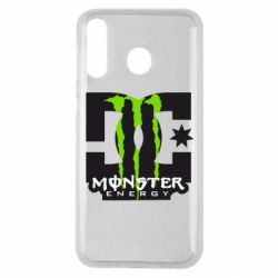 Чохол для Samsung M30 Monster Energy DC