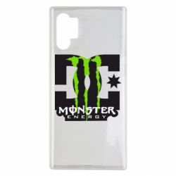 Чохол для Samsung Note 10 Plus Monster Energy DC