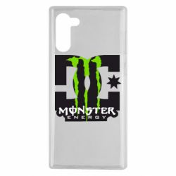 Чохол для Samsung Note 10 Monster Energy DC