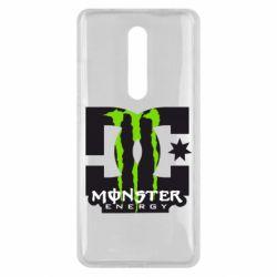 Чохол для Xiaomi Mi9T Monster Energy DC
