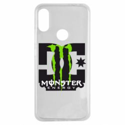 Чохол для Xiaomi Redmi Note 7 Monster Energy DC