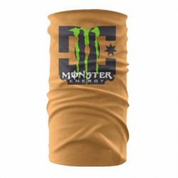 Бандана-труба Monster Energy DC