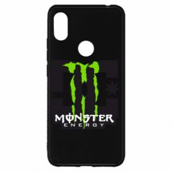 Чохол для Xiaomi Redmi S2 Monster Energy DC