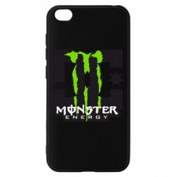 Чохол для Xiaomi Redmi Go Monster Energy DC
