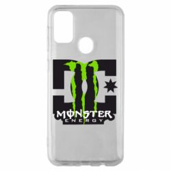 Чохол для Samsung M30s Monster Energy DC
