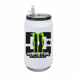 Термобанка 350ml Monster Energy DC